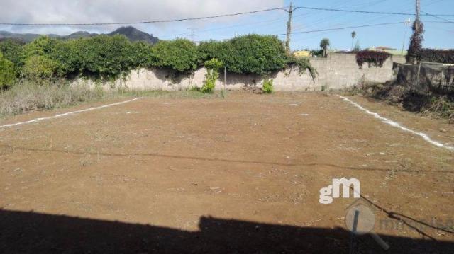 Venta de terreno en Tenerife
