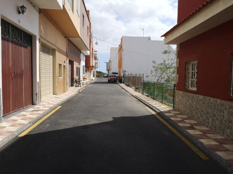 For sale of land in Arico