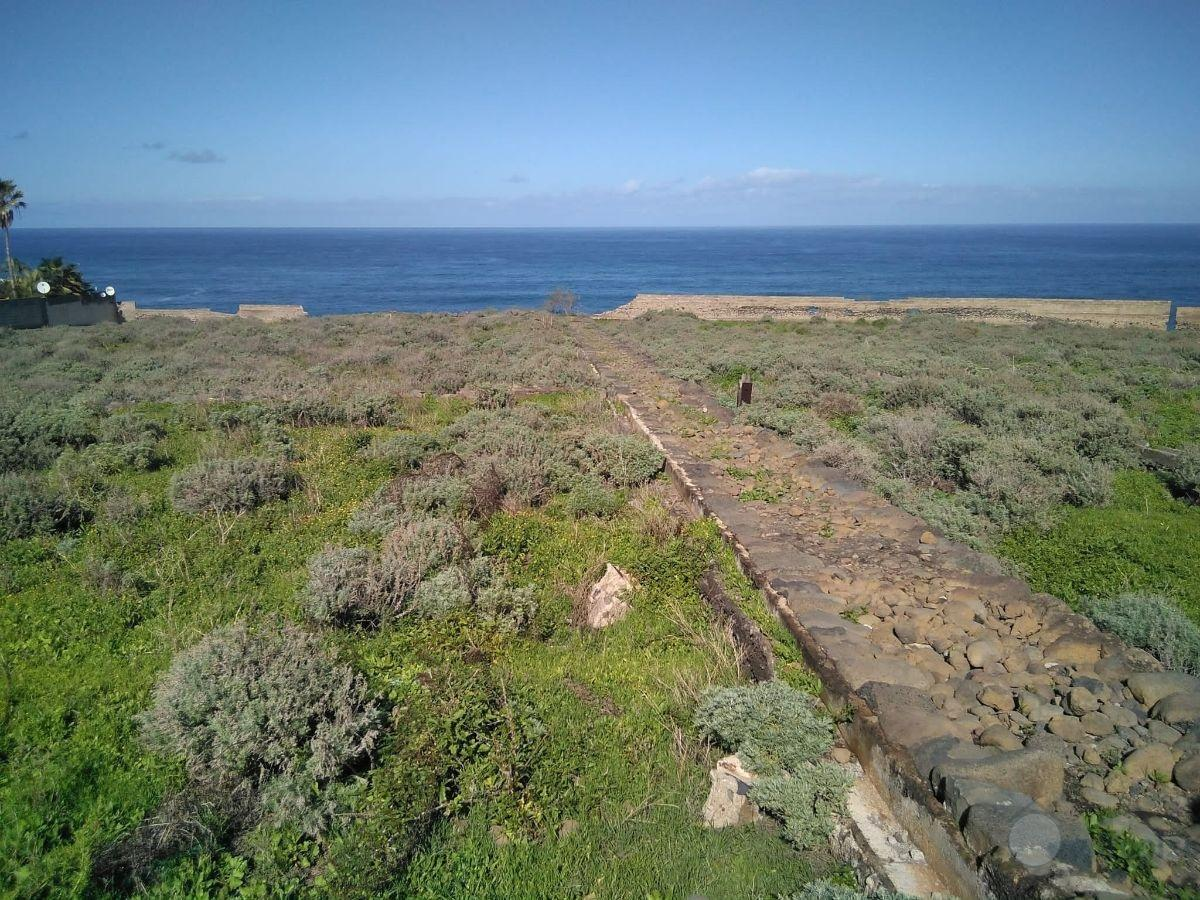 Venta de terreno en Puerto de la Cruz