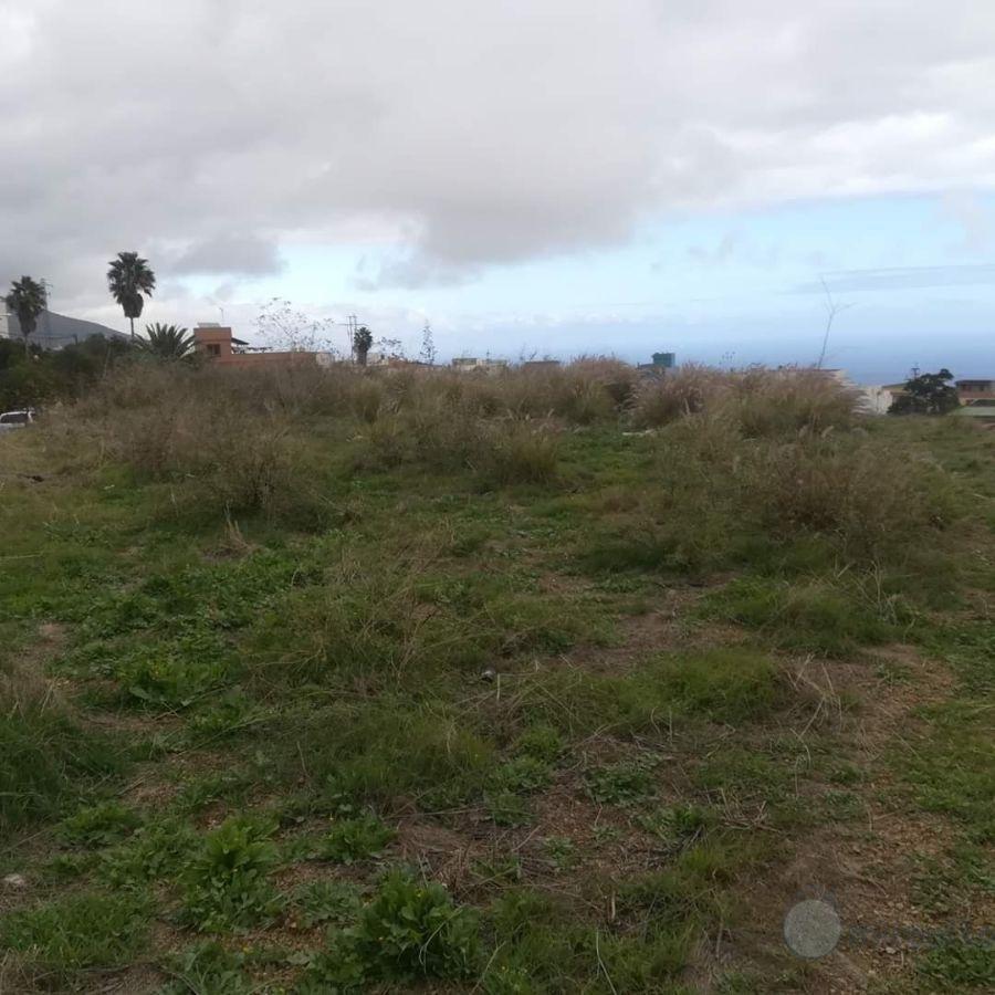 Venta de terreno en Arafo
