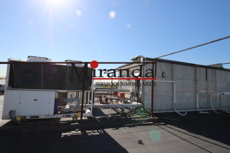 Alquiler de nave industrial en Villaviciosa de Odón