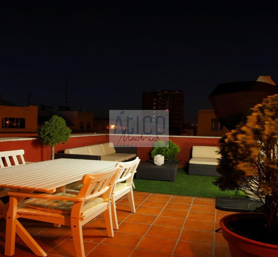 For rent of penthouse in Madrid