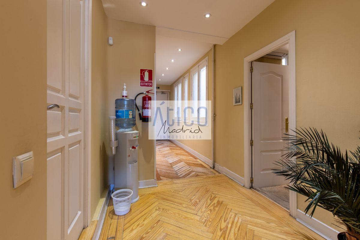 For rent of office in Madrid