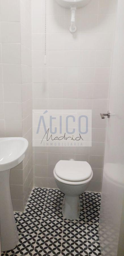 Alquiler de piso en Madrid