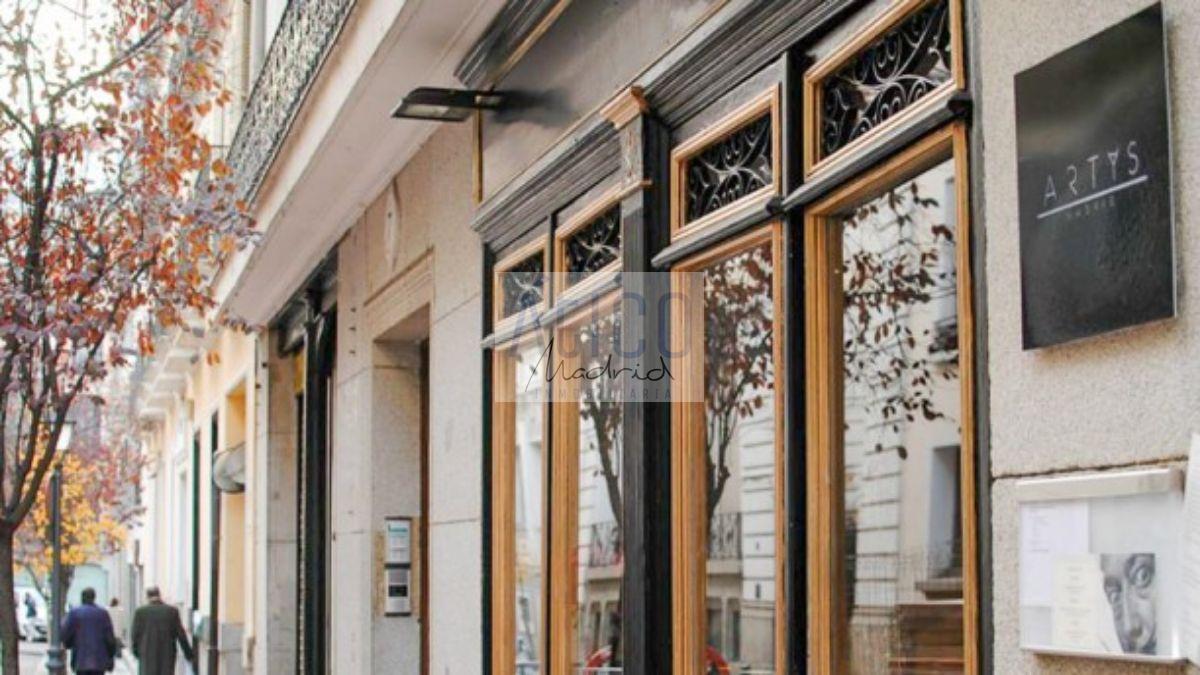 Alquiler de Ático en Madrid
