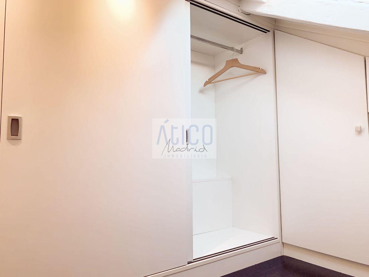 Alquiler de apartamento en Madrid