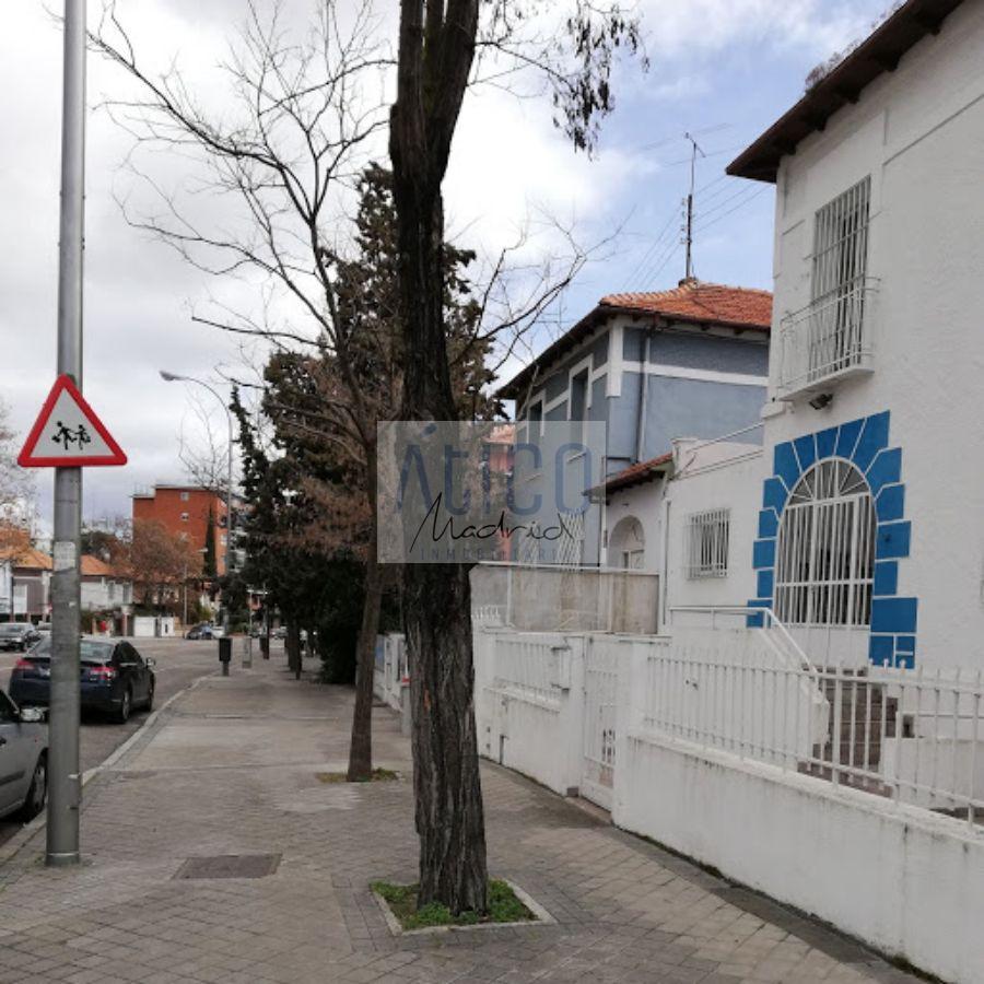 Venta de chalet en Madrid