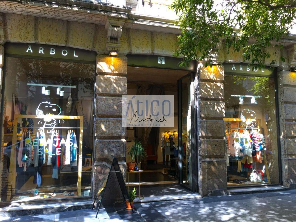 For rent of commercial in Madrid