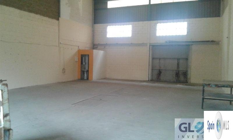 For rent of industrial plant/warehouse in Gijón
