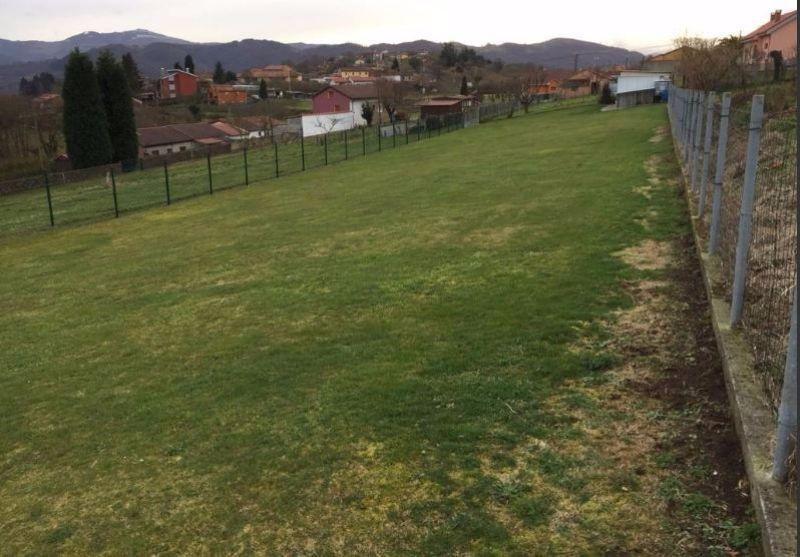 Venta de terreno en Langreo