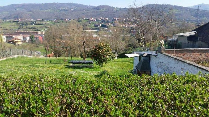 For sale of land in Langreo