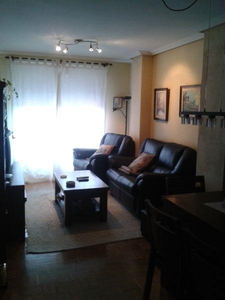 For sale of flat in Teverga