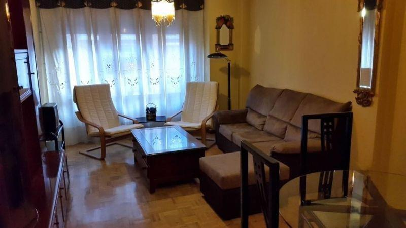 For sale of flat in Oviedo