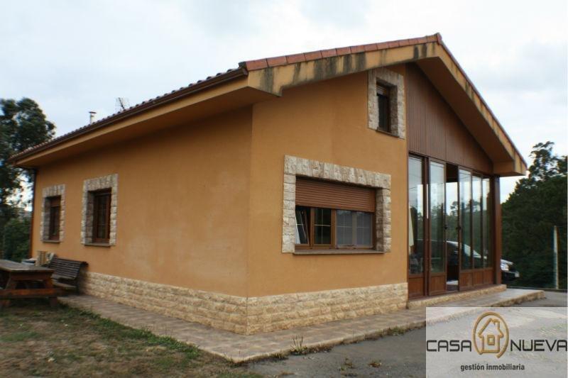 Venta de chalet en Castrillón