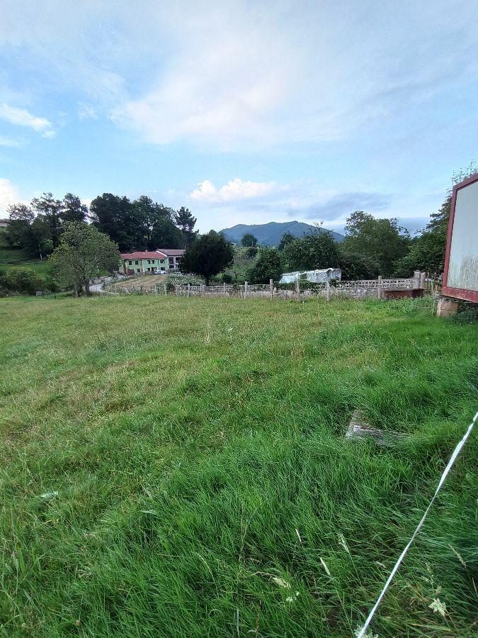 Venta de terreno en Piloña
