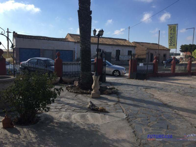 For sale of industrial plant/warehouse in Pilar de la Horadada