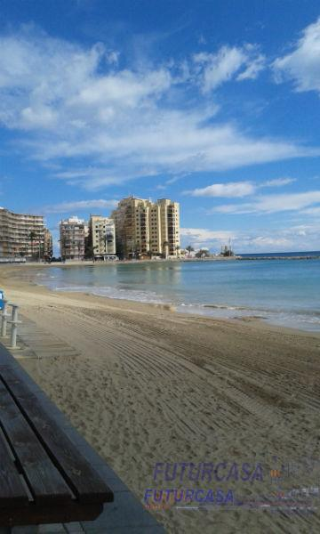 For sale of flat in Torrevieja