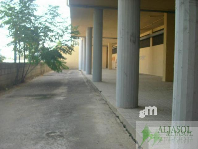 of industrial plant/warehouse in Tomares