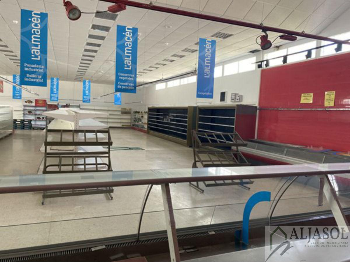 For rent of industrial plant/warehouse in Valencina de la Concepción