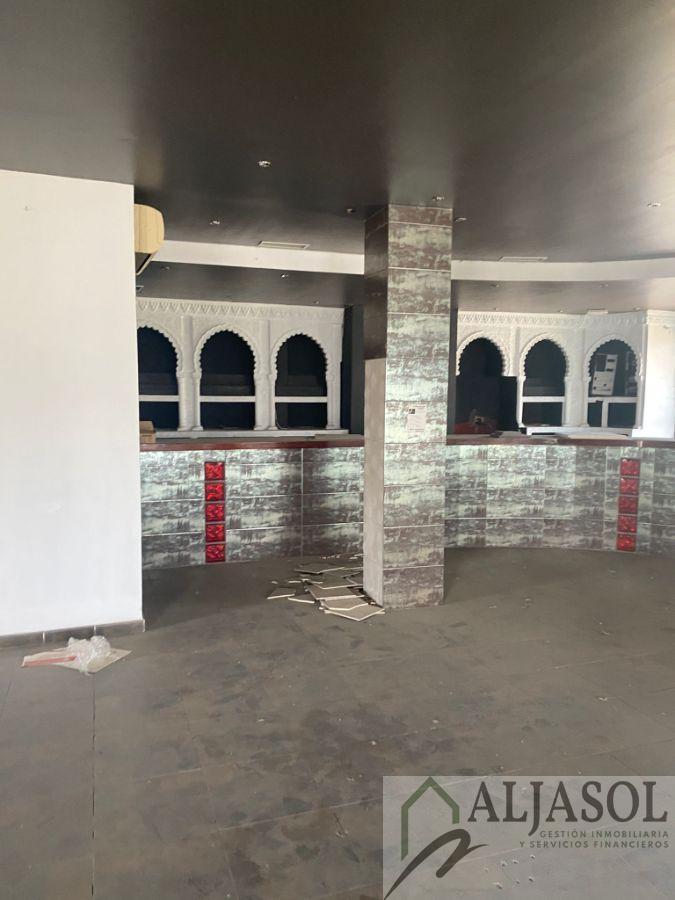 Alquiler de local comercial en Espartinas