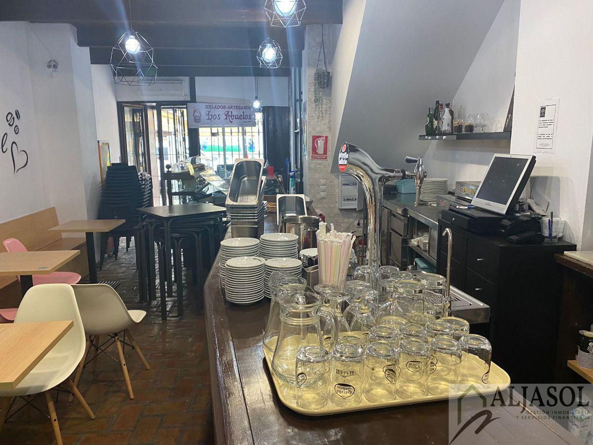 Alquiler de local comercial en San Juan de Aznalfarache