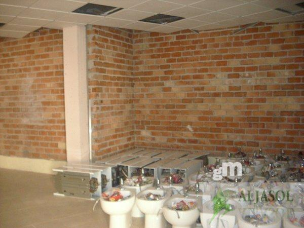 Alquiler de local comercial en Bormujos