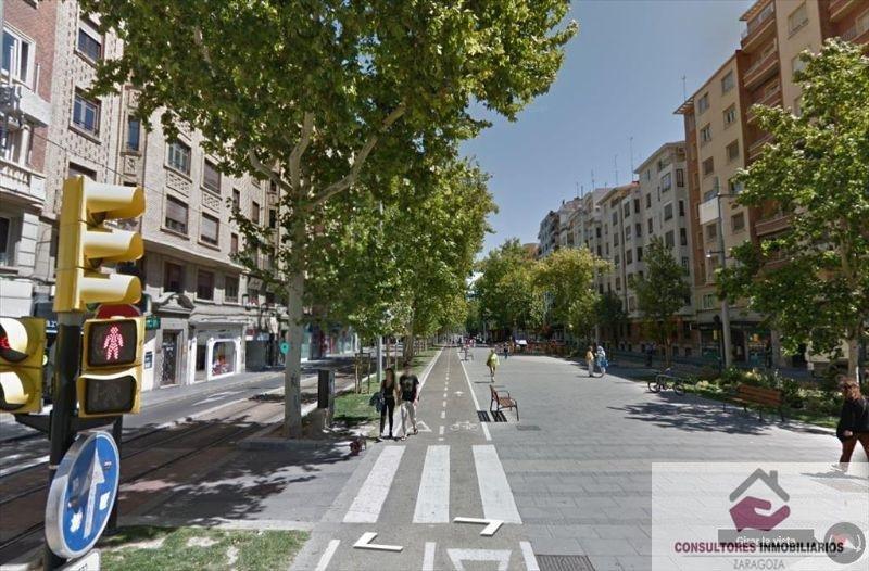 Alquiler de local comercial en Zaragoza