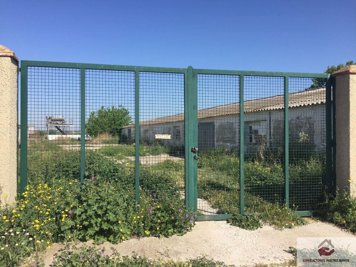 Venta de terreno en El Burgo de Ebro