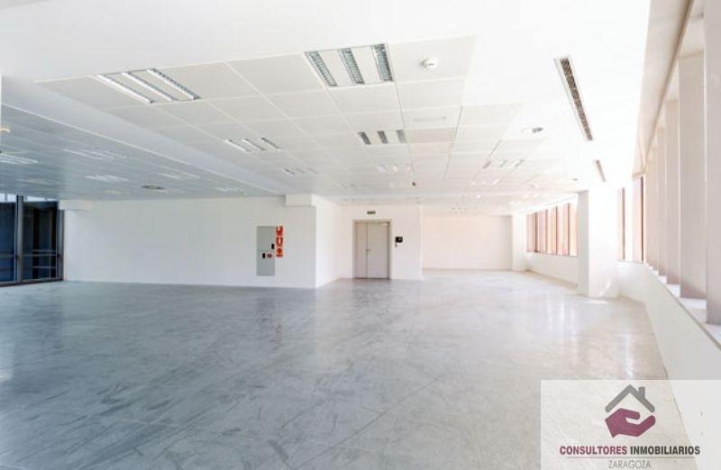 For sale of office in Zaragoza
