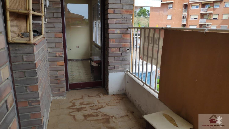 For sale of flat in Barbastro
