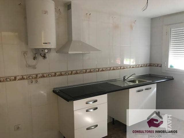 For sale of flat in Ricla
