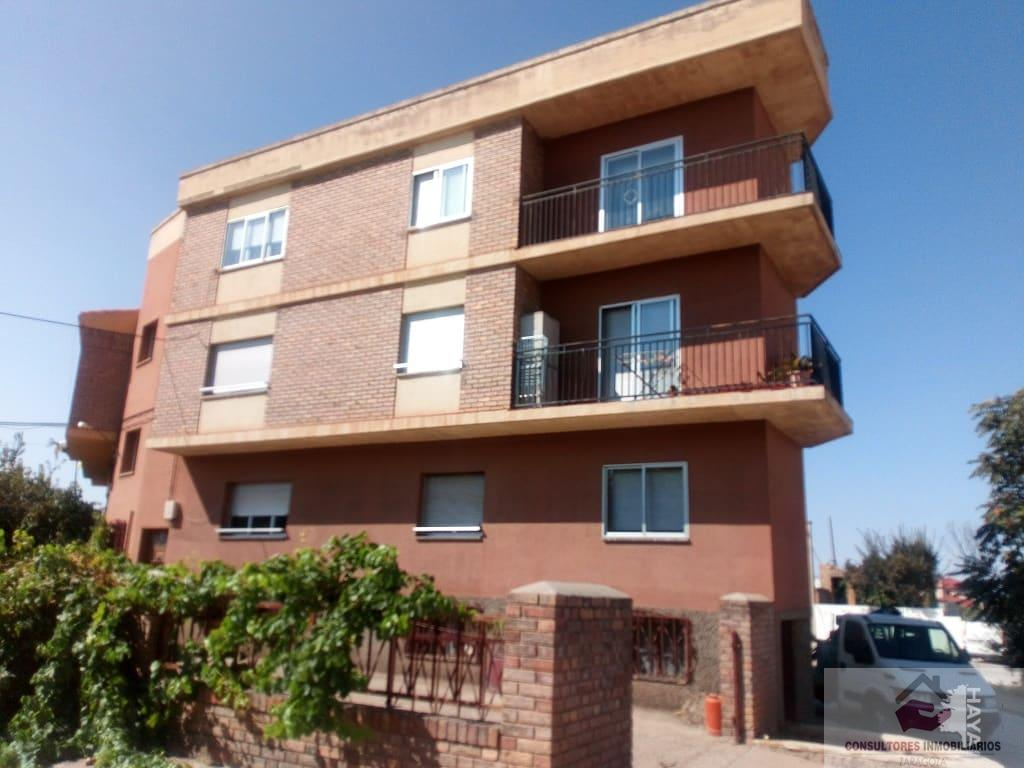 For sale of flat in Cariñena