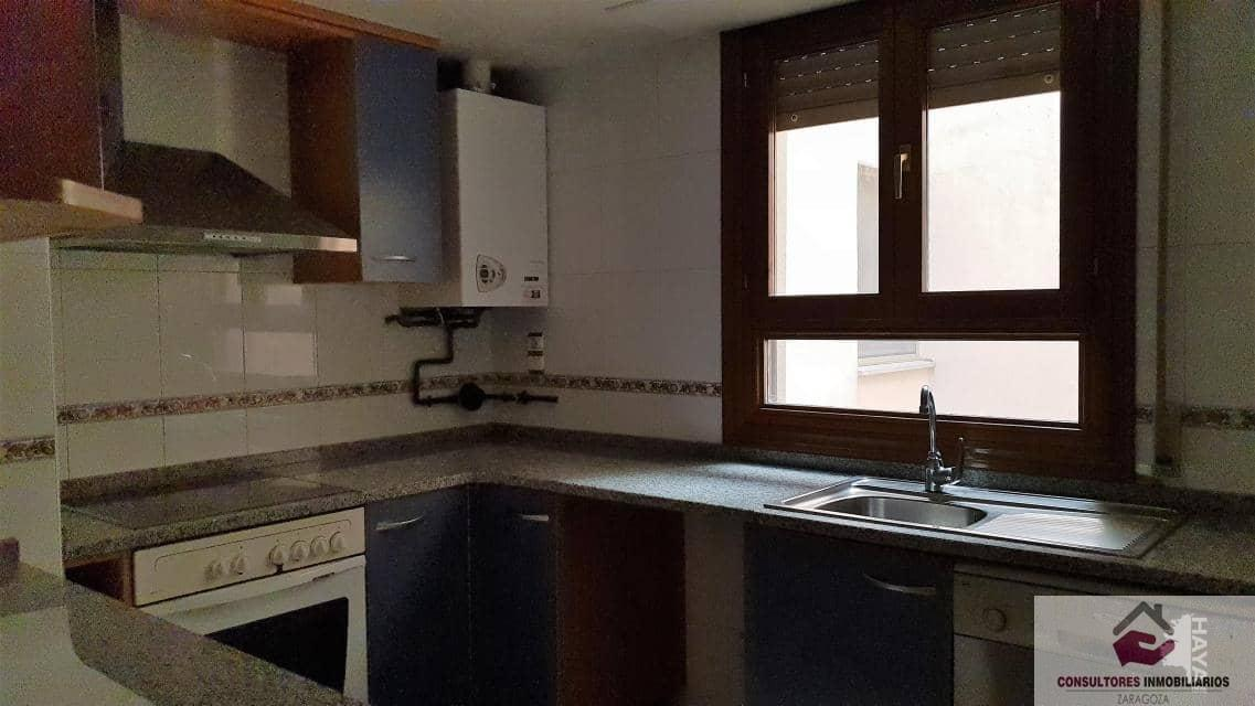 For sale of flat in Tauste