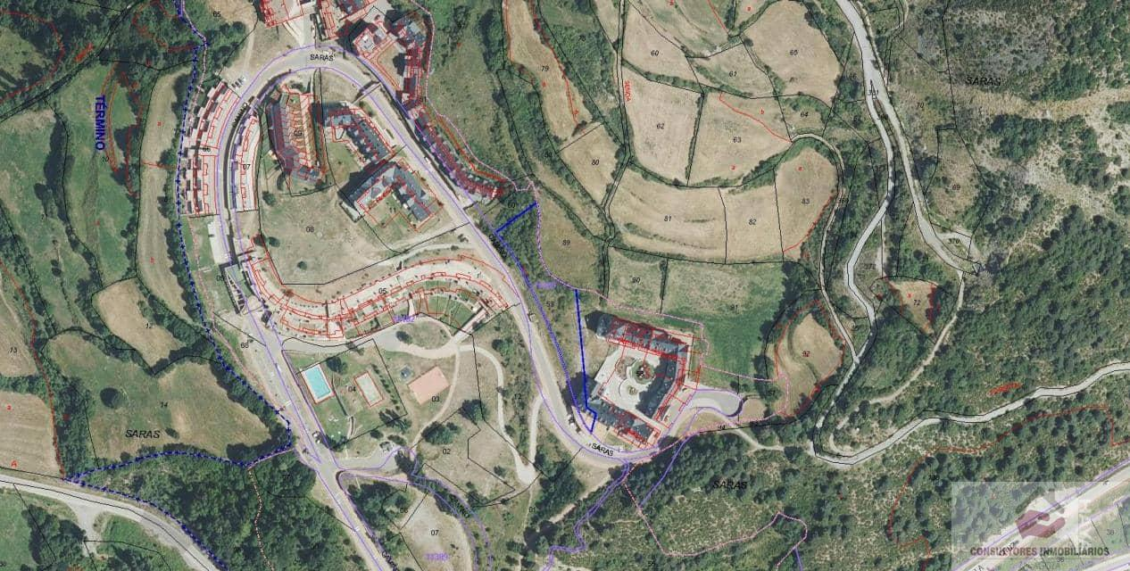 For sale of land in Panticosa