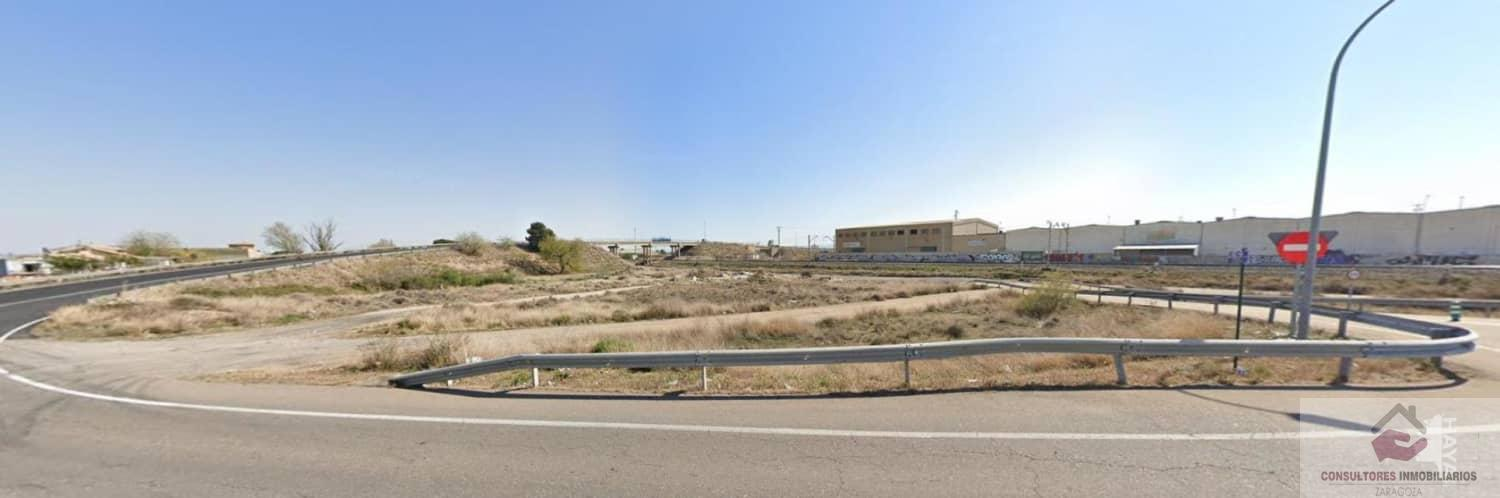 For sale of land in Pinseque