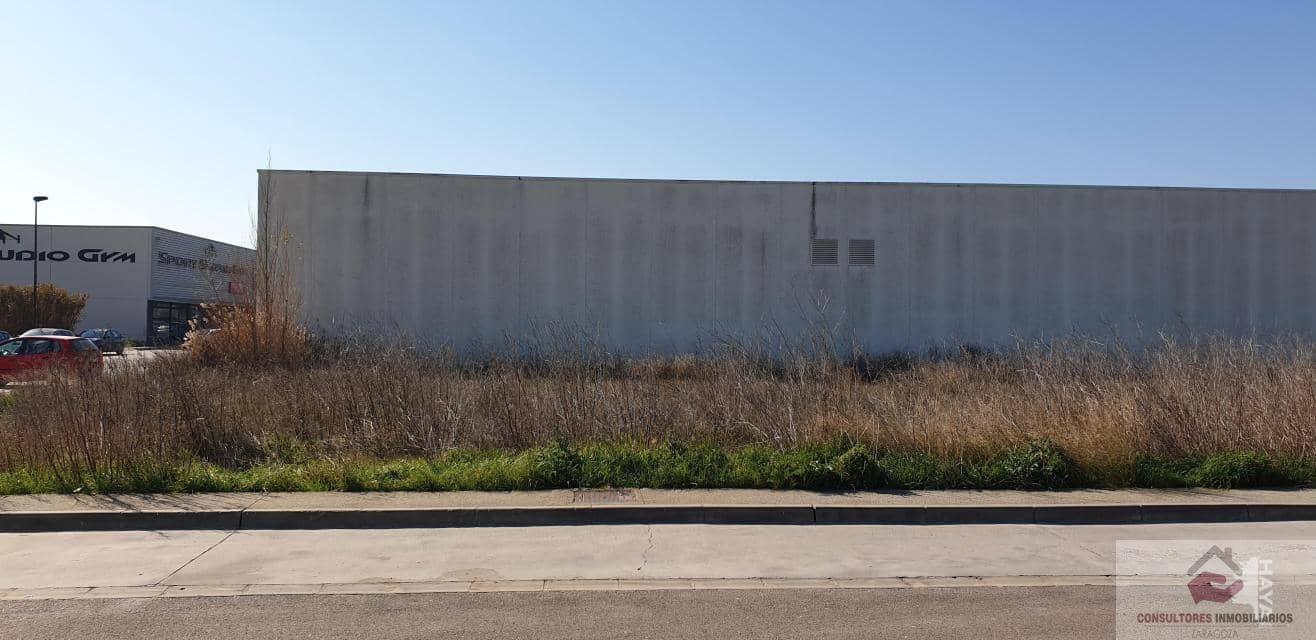 For sale of land in Ejea de los Caballeros