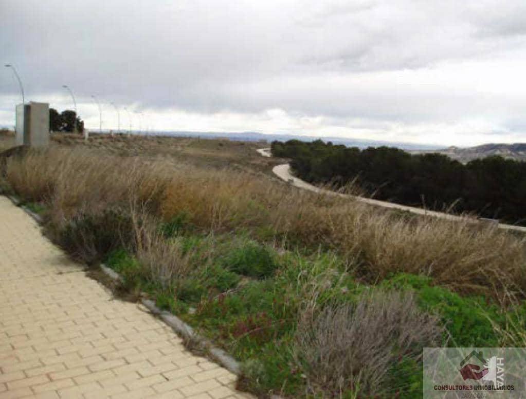For sale of land in La Muela