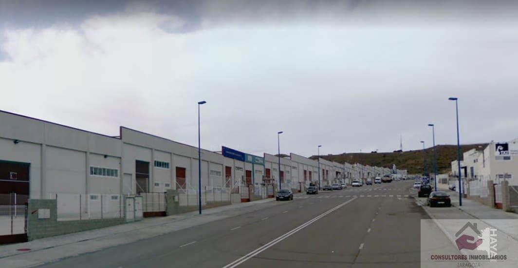 Venta de nave industrial en La Muela