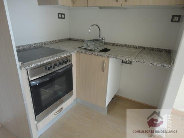 For sale of flat in Utebo