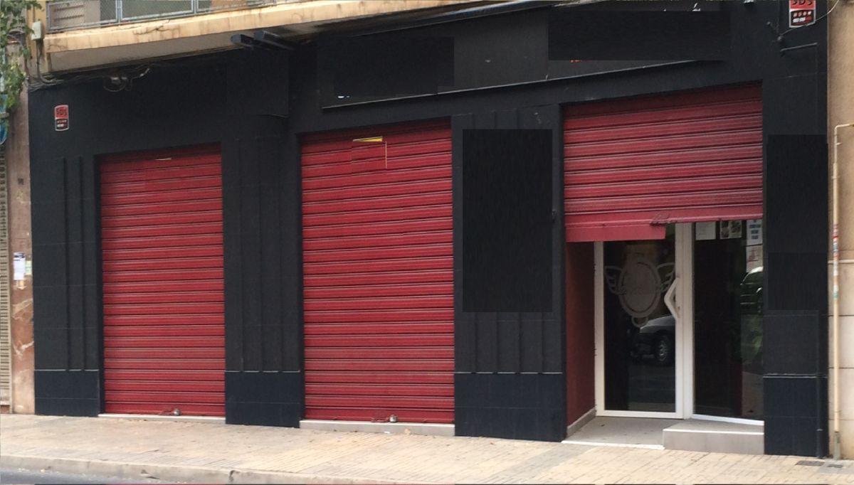 Alquiler de local comercial en Elche-Elx