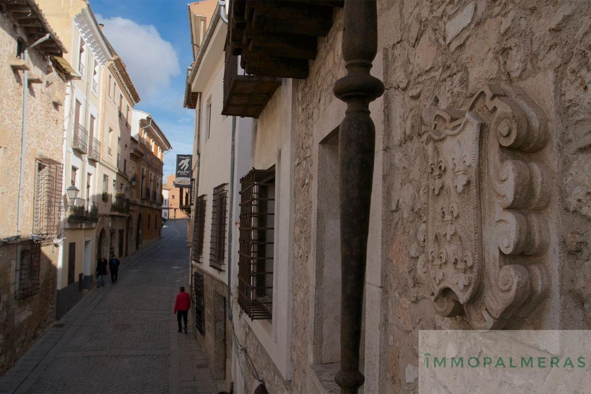 For sale of rural property in Cuenca