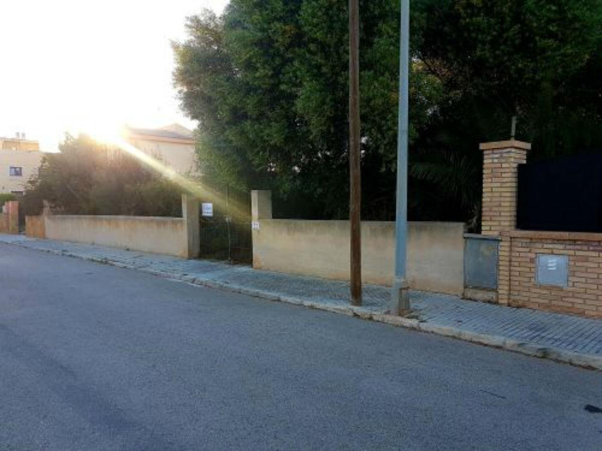 For sale of land in Llucmajor