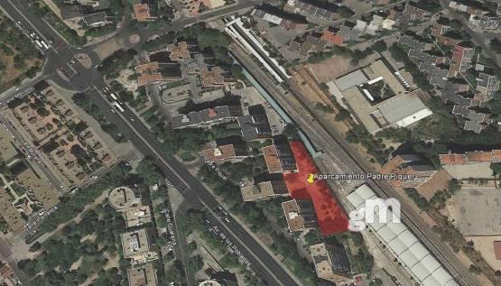 Venta de terreno en Madrid