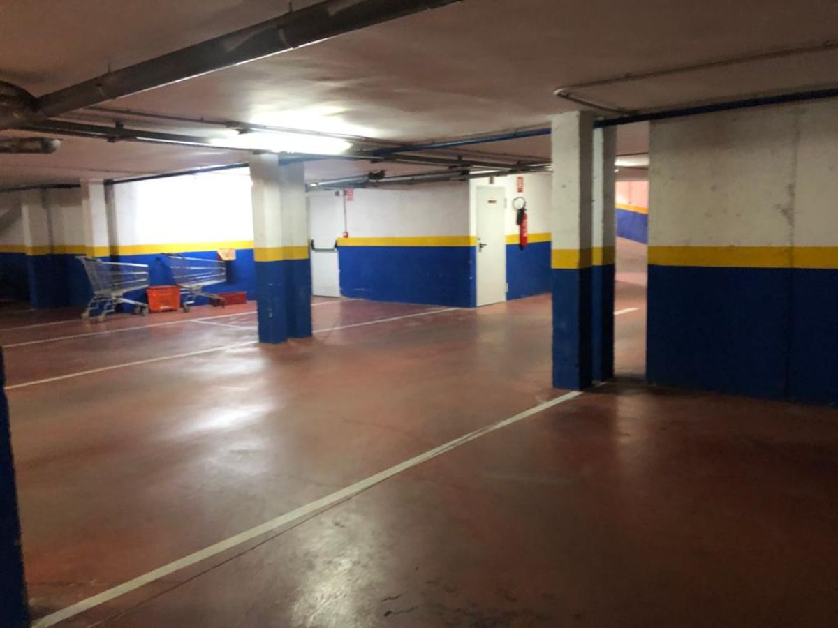 Venta de garaje en El Viso de San Juan