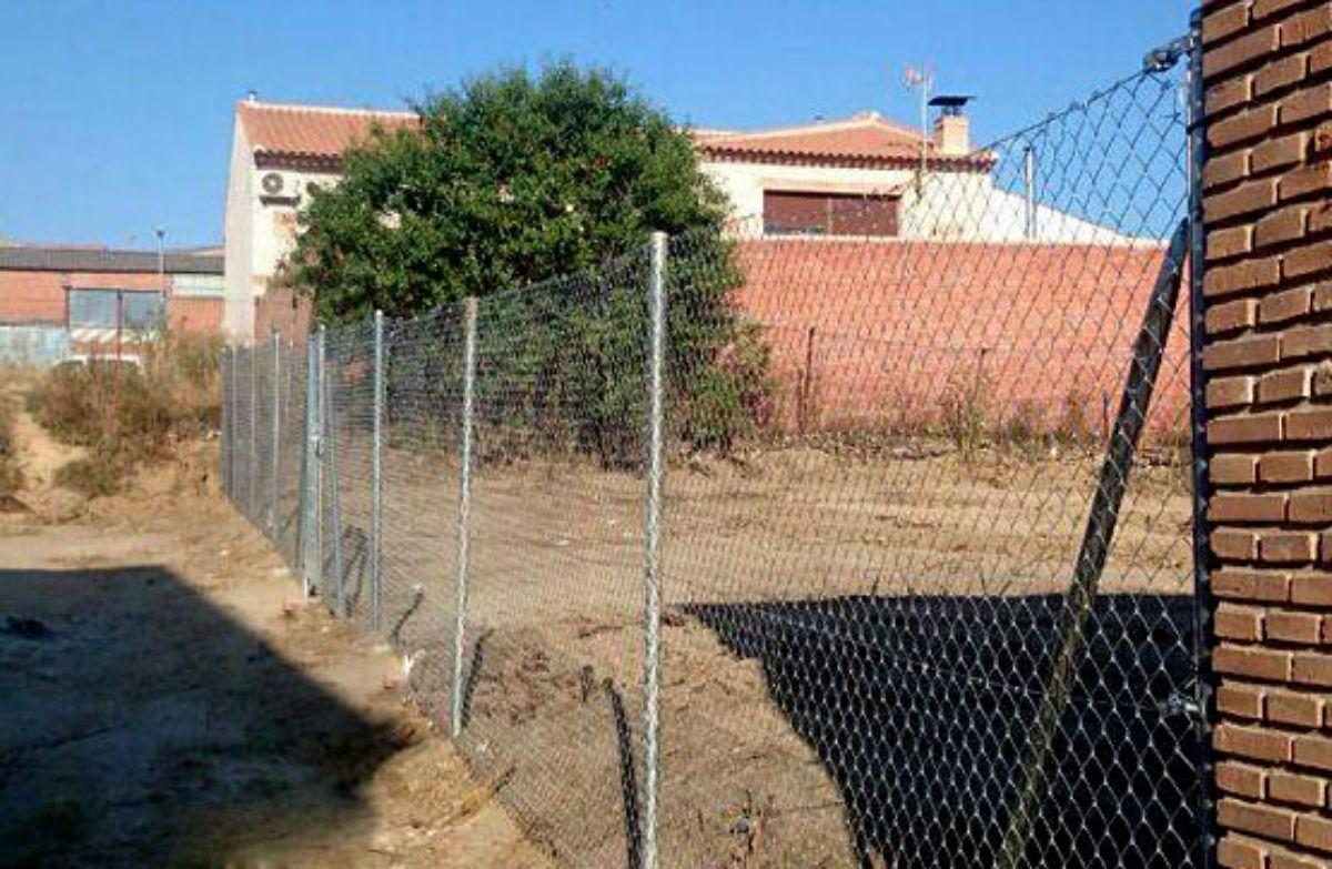 Venta de terreno en La Puebla de Montalbán