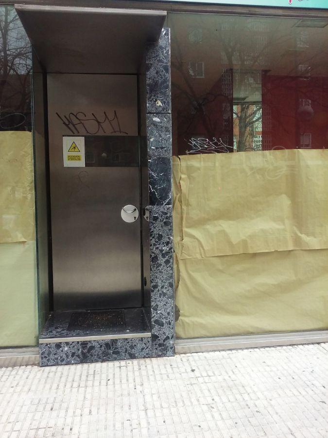 Alquiler de local comercial en Móstoles