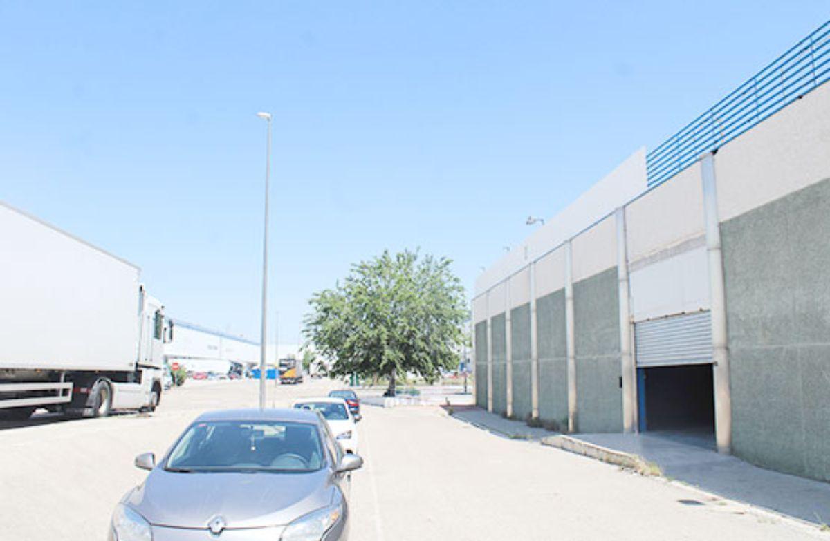 Venta de nave industrial en Getafe