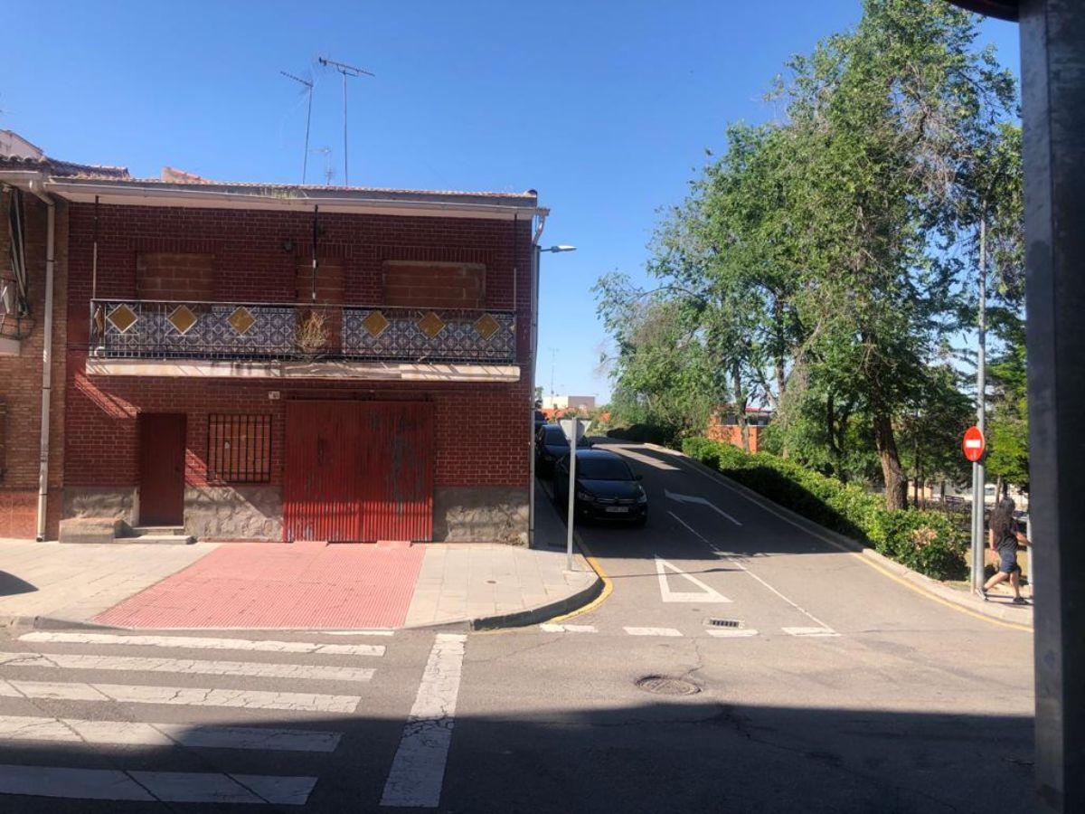 Venta de terreno en Toledo