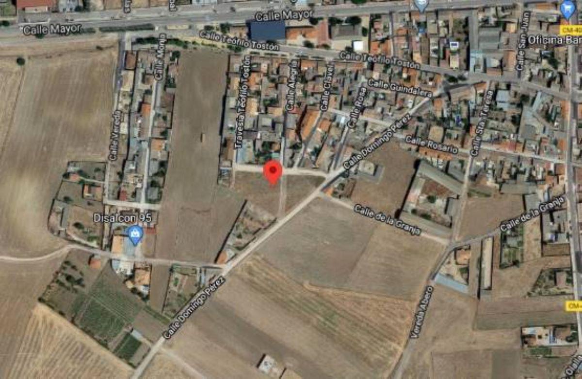 Venta de terreno en Santa Olalla