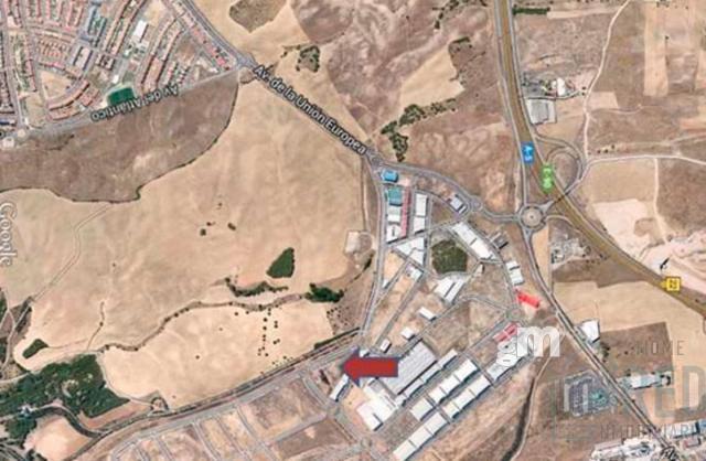 Venta de terreno en Arroyomolinos